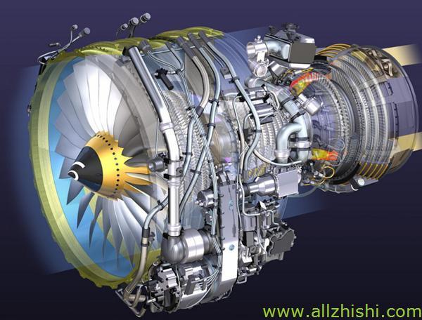 航空发动机燃烧室结构图